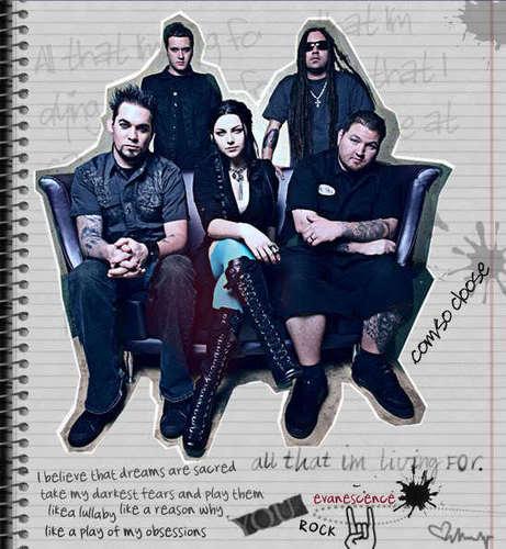 Evanescence :D