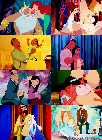 Imagens da Disney - Página 6 Every-Princess-is-a-Daddy-s-girl-disney-princess-17720992-400-550