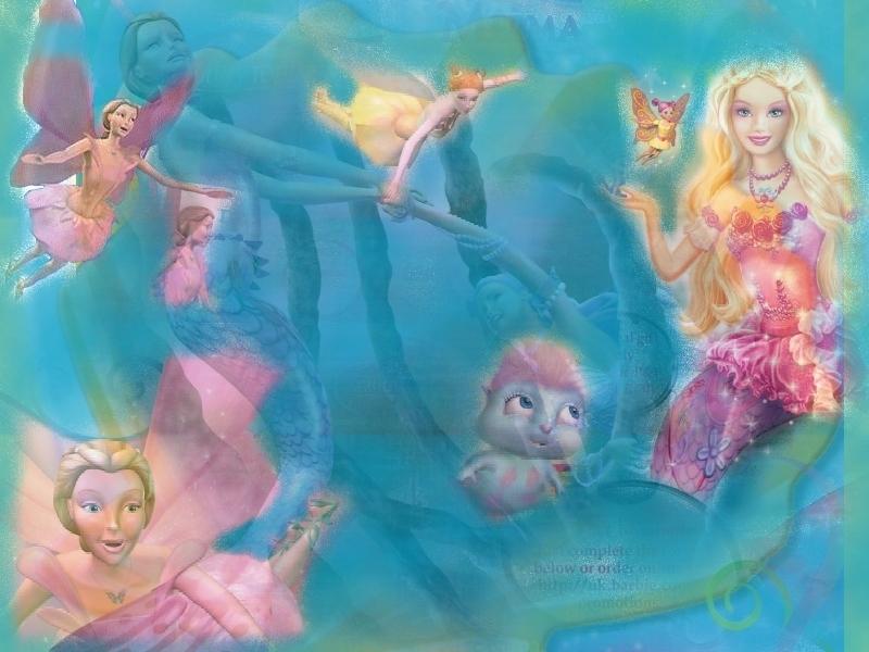 fairytopia mermaidia coloring pages - photo#35