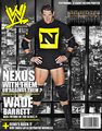 Fake WWE Magazine - wade-barrett fan art