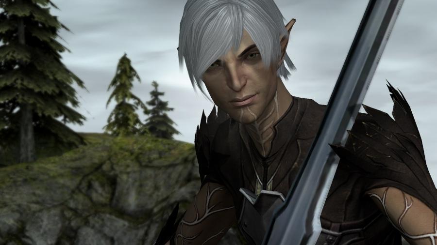 Fenris - Dragon Age: Origins 900x506