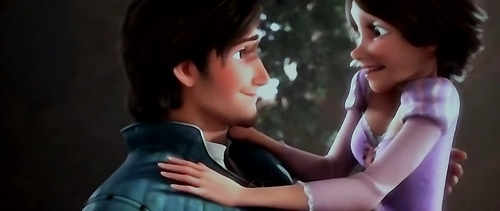 Flynn and Rapunzel - SPOLIERS!!!