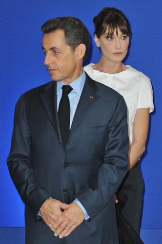 French President Nicolas Sarkozy And Carla Bruni-Sarkozy Visit India - دن 4