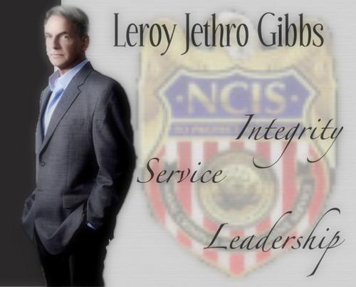 Leroy jethro gibbs haircut