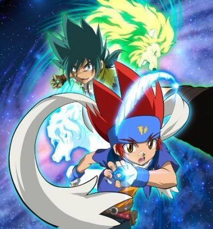 Ginga VS Kyouya