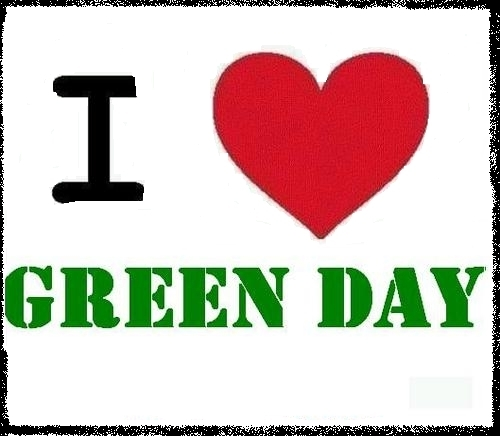 Green دن forever!!!