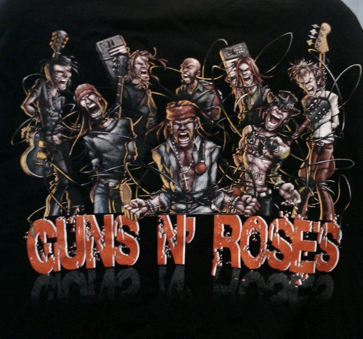 gund and roses