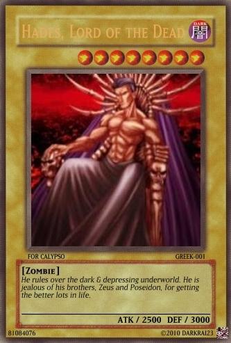 Hades Card