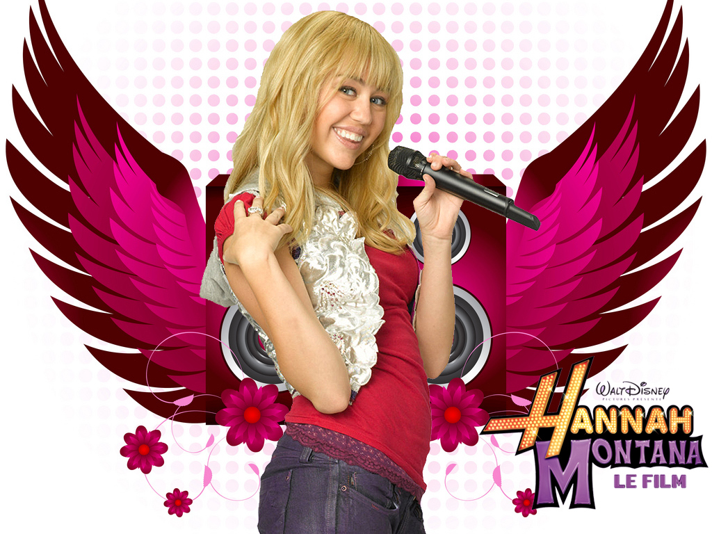 Hannah Montana the movie EXCLUSIVE Wallpapers by dj!!!