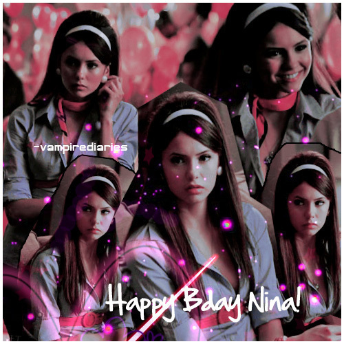 Happy Birthday Nina