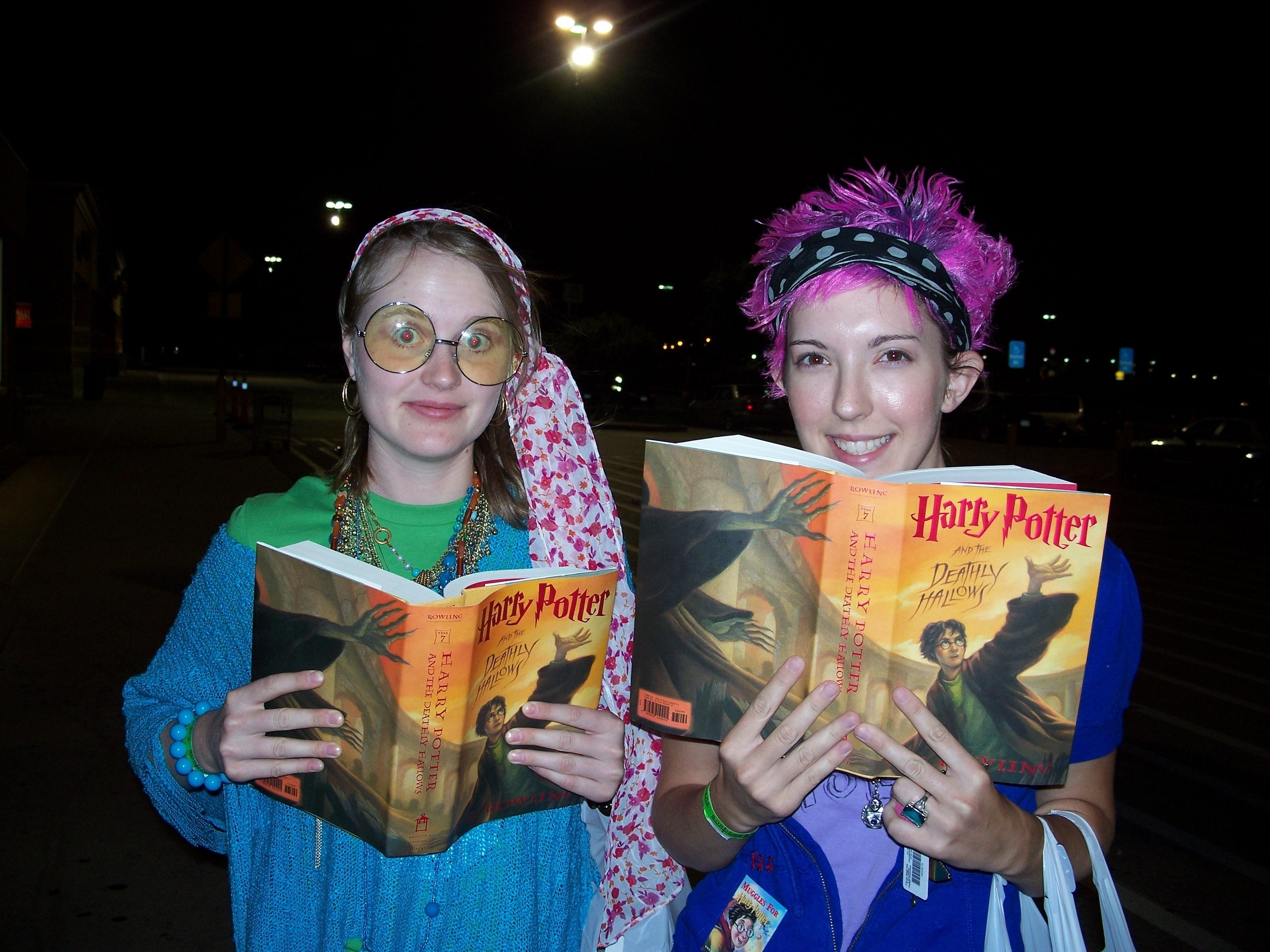 harry potter fangirl - photo #1