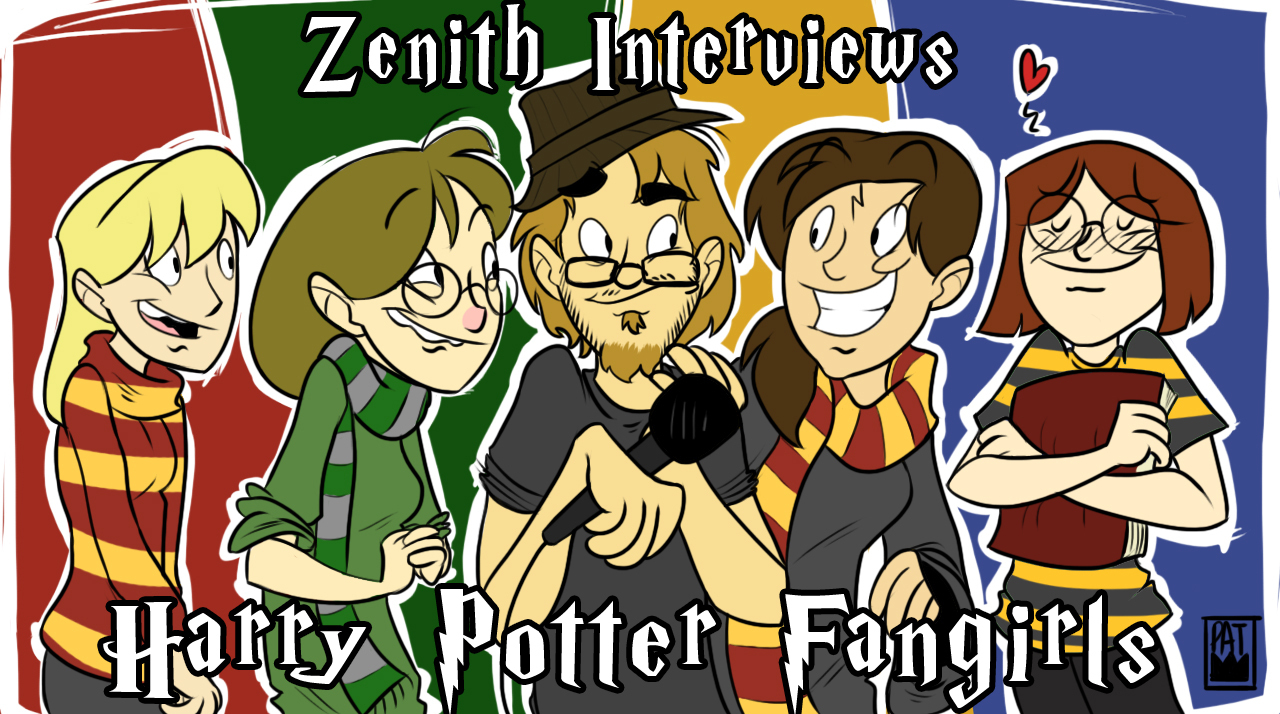 harry potter fangirl - photo #5