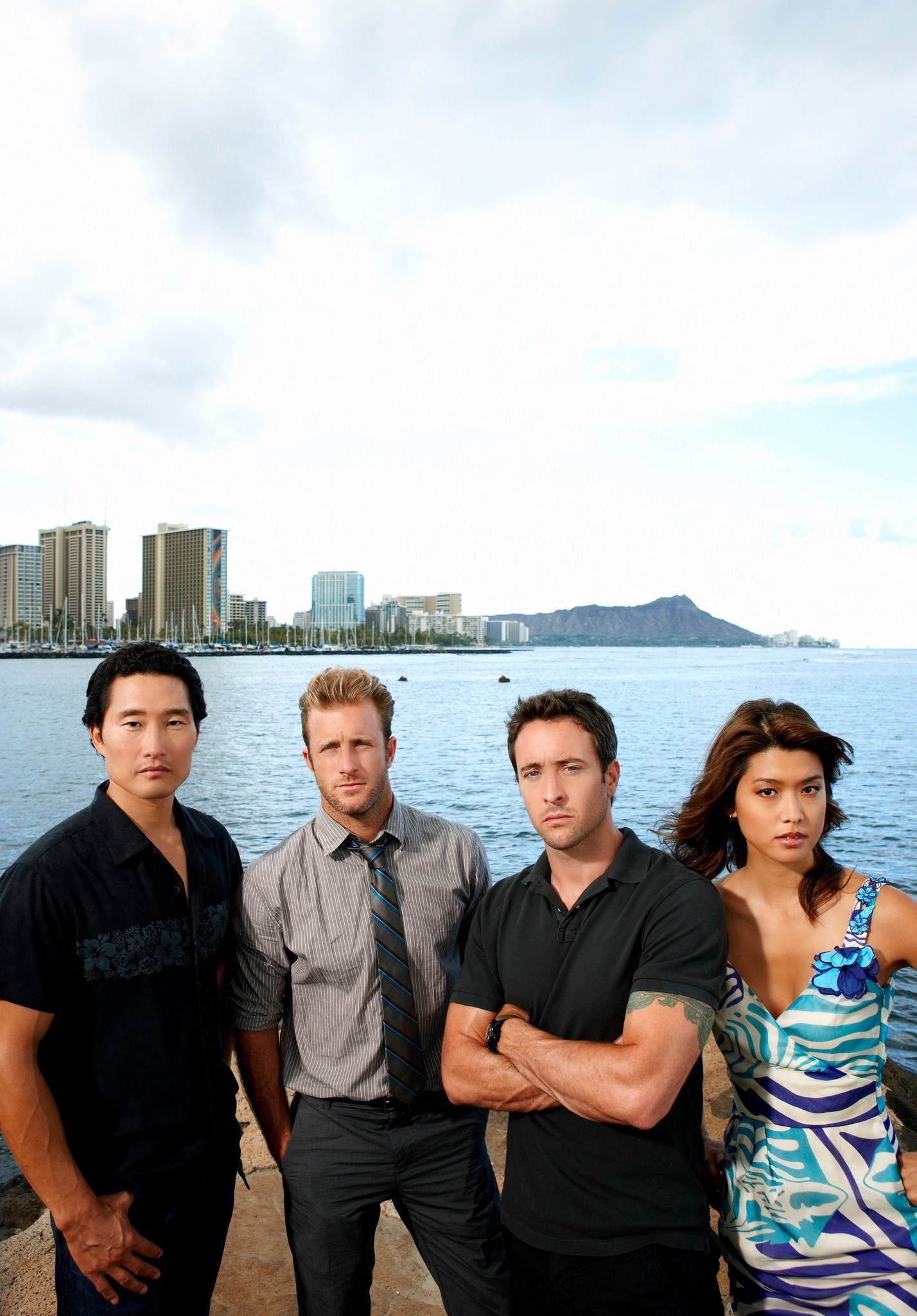 Alex O Hawaii Five-0 Cast