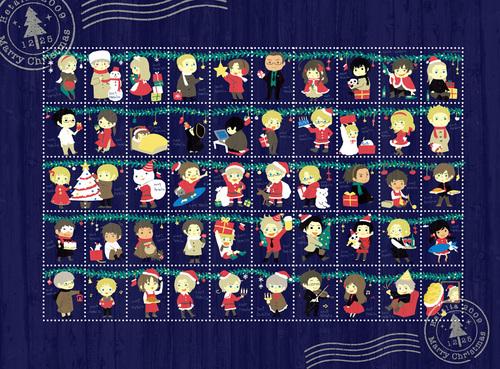 Хеталия Рождество