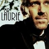 Hugh Laurie photo probably containing a portrait called Hugh in GQ France (January 2011)