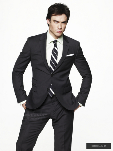 Ian Somerhalder - Photoshoot