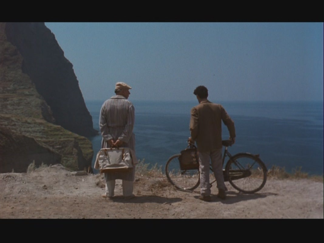 analysis of il postino the postman Il postino recounts the story of a diffident postman and a world lends a tragic poignancy to il postino theory of story as a basis for analysis.