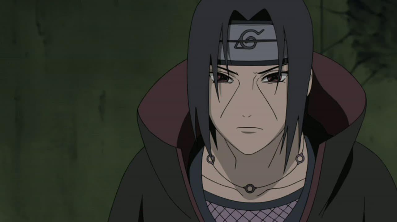 10 Karakter Dalam Anime Naruto Yang Overpowered Ban