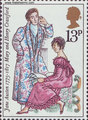 Jane Austen Stamps - jane-austen photo