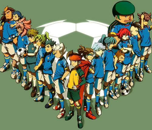 japón team