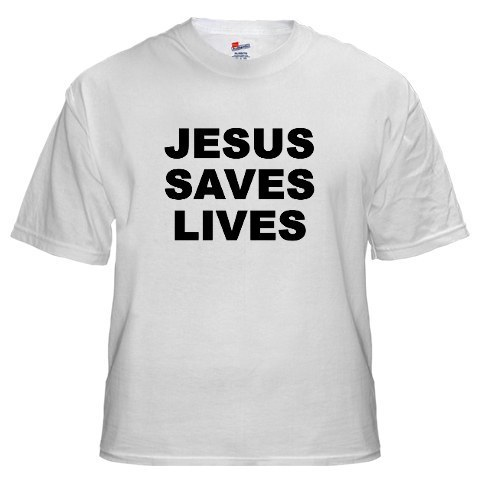 Yesus saves our lives