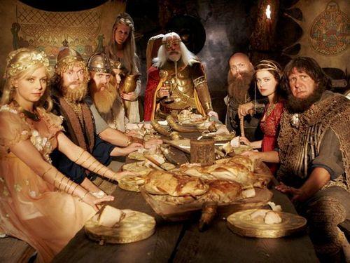 Jul i Valhall