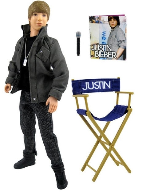 pictures of justin bieber dolls. Justin Bieber doll