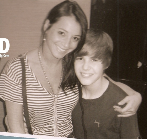 Justin & Carin (Scooter's Girlfriend):))
