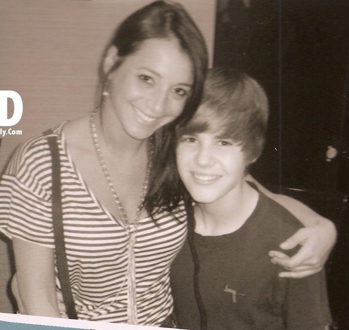 Justin & Carin (Scooter's Girlfriend):)) - Justin Bieber Photo ...