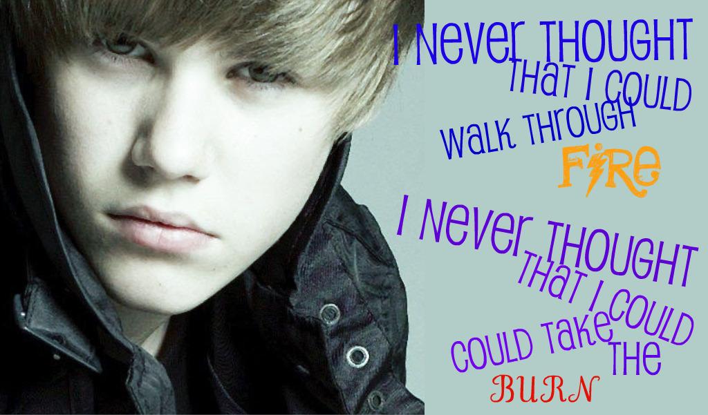 Justin Bieber Abs Twitpic. justin bieber guitar pick.