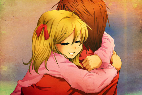 Mermaid Melody Hintergrund possibly containing Anime entitled Kaito x Luchia is Liebe