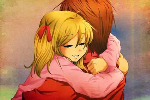Kaito x Luchia is Liebe