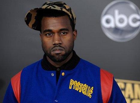 Kanye @ 2008 AMAs