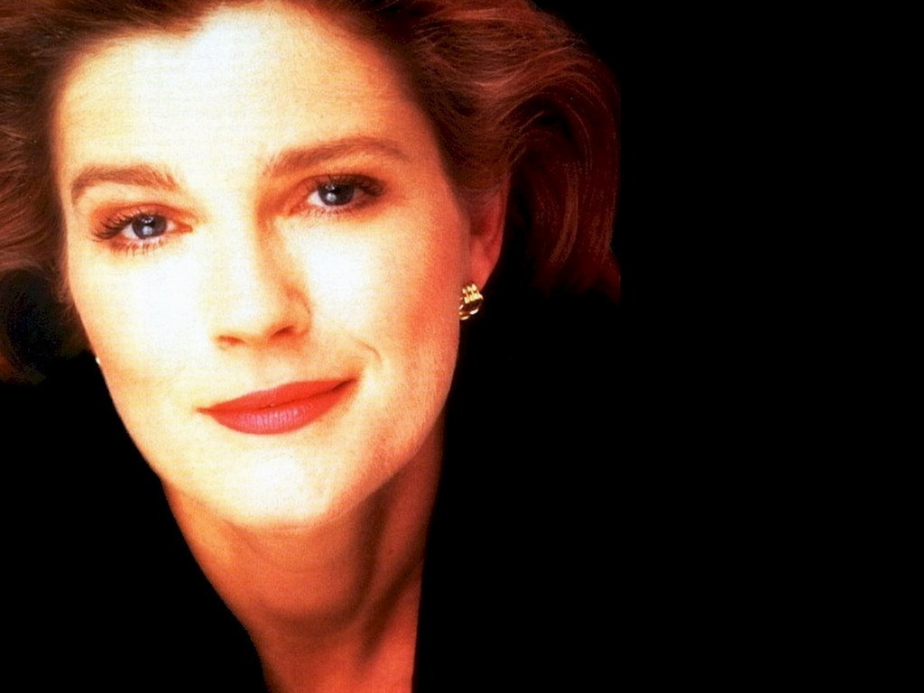 kate mulgrew born with teeth