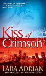 চুম্বন of Crimson (Book 2)