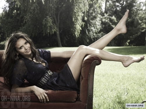 Kurt Iswarienko photoshoot - nina-dobrev photo