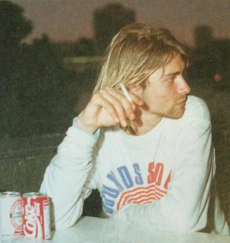 Kurt Cobain wallpaper entitled Kurt♥