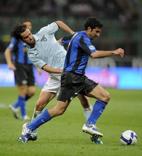 L. Figo (Inter - Lazio)