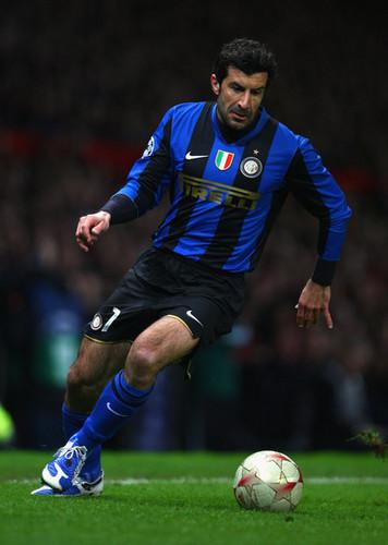 L. Figo (Manchester United - Inter)