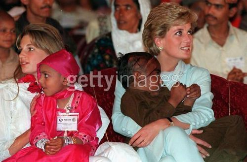 LAHORE, पाकिस्तान - APRIL 1996