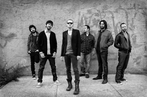 Linkin Park Hintergrund with a business suit and a well dressed person titled LP PHOTOSHOOT 2010