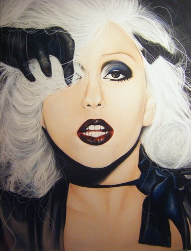 Lady GaGa - The Monster Fame
