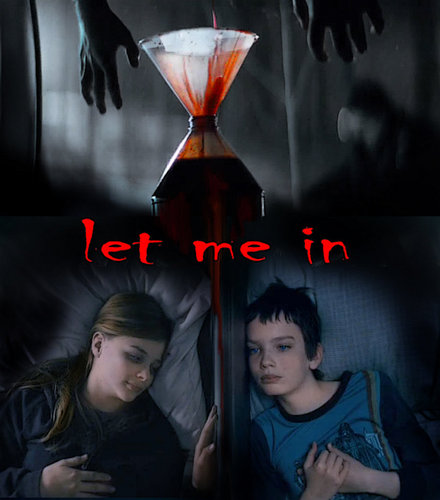 Let Me In प्रशंसक Made Poster