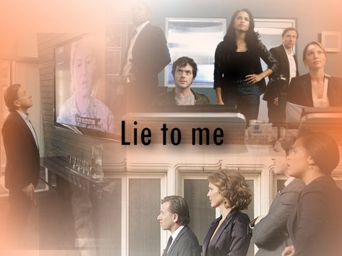 Lie to me - lie-to-me Wallpaper