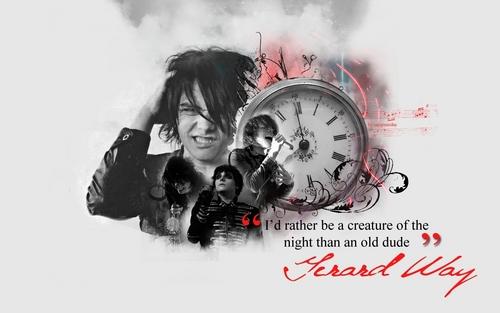 My Chemical Romance wallpaper titled MCR Wallpaper