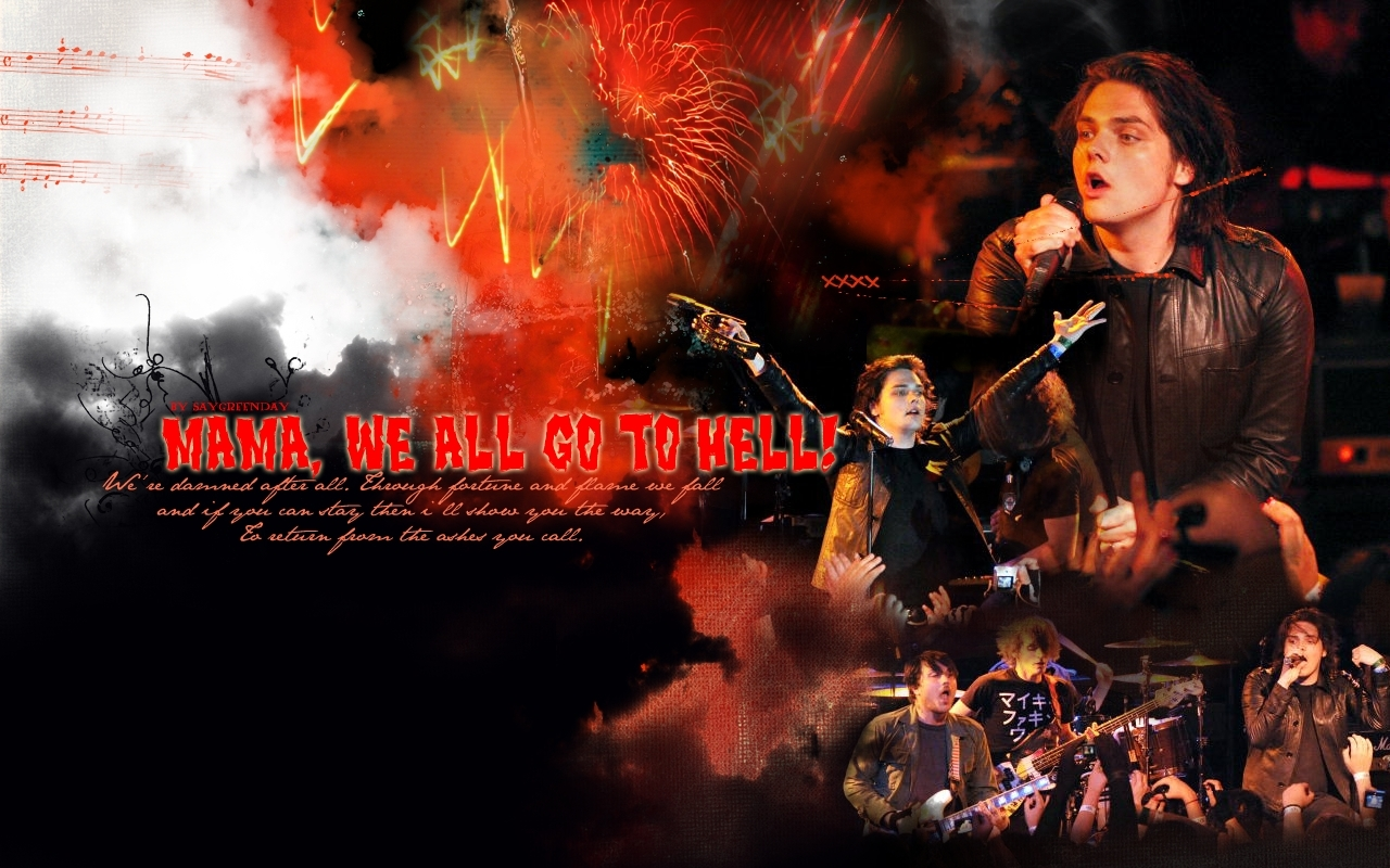 mcr wallpaper pictures to pin on pinterest pinsdaddy