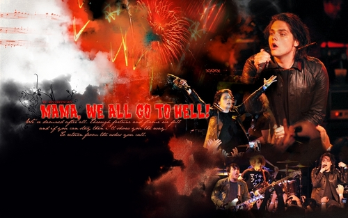 MCR Wallpaper - my-chemical-romance Wallpaper