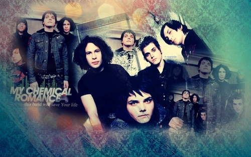 My Chemical Romance wallpaper probably with a sign titled MCR Wallpaper