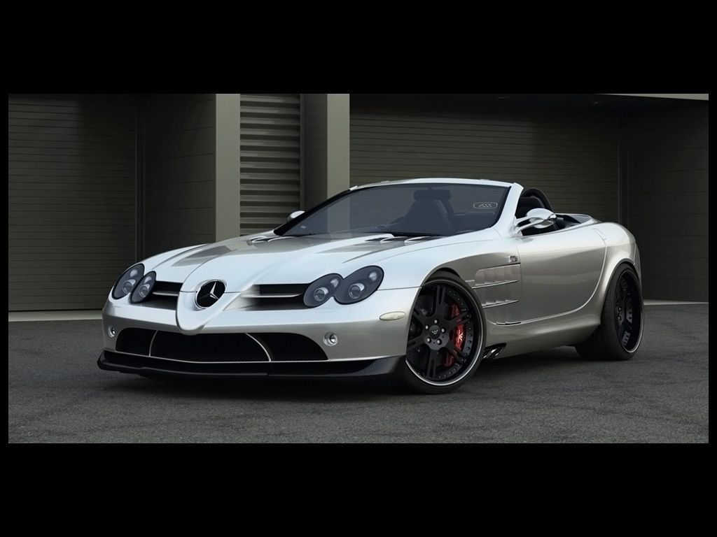 Mercedes Benz Slr By Wheelsandmore Mercedes Benz