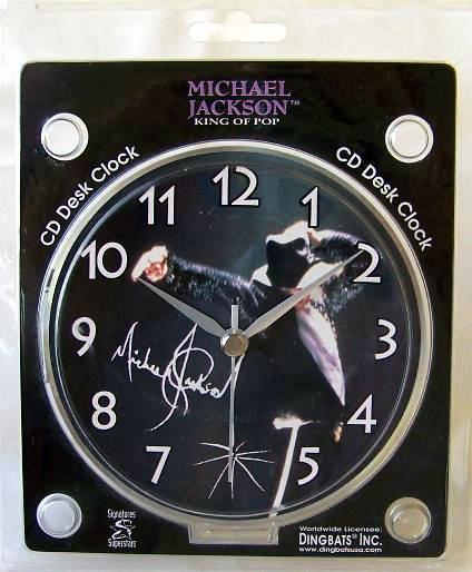 MJ clock!!!
